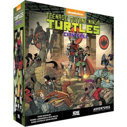 Teenage Mutant Ninja Turtles: City Fall