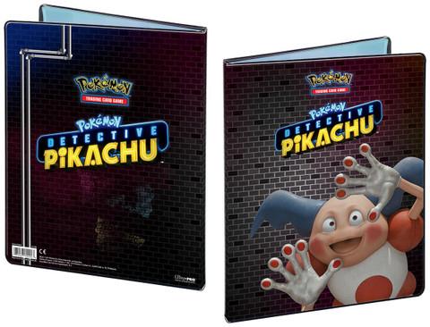 Ultra Pro Portfolio: Pokemon - Detective Pikachu Mr. Mime (9-Pocket)