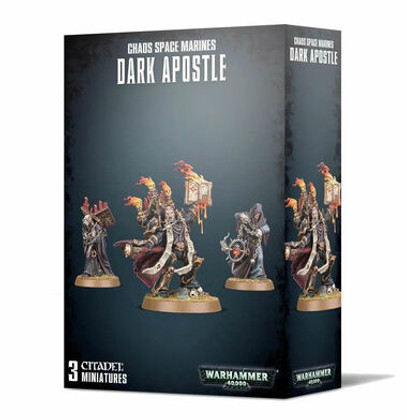 Warhammer 40K: Chaos Space Marines - Dark Apostle