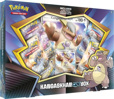 Pokemon: Kangaskhan-GX Box