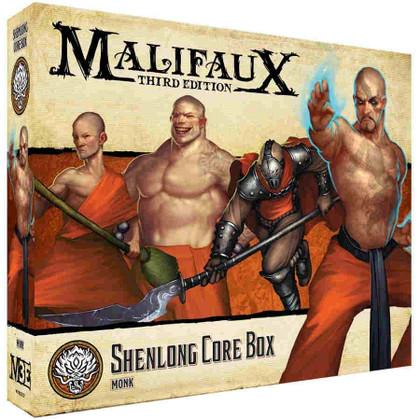Malifaux 3E: Shenlong Core Box (PREORDER)