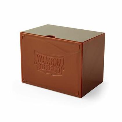 Dragon Shield: Strongbox - Copper Deck Box