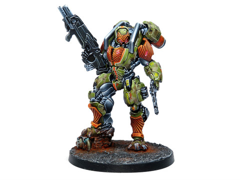Infinity: Yu Jing - Mowang Troops (MULTI Rifle/Red Fury)