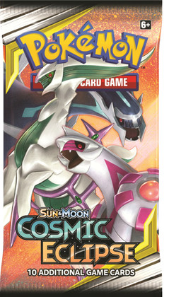 Pokemon: Sun & Moon - Cosmic Eclipse Booster Pack