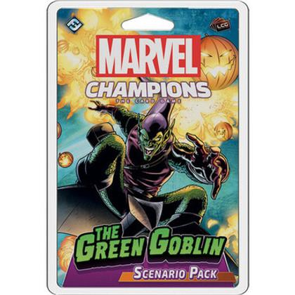 Marvel Champions LCG: The Green Goblin Scenario Pack