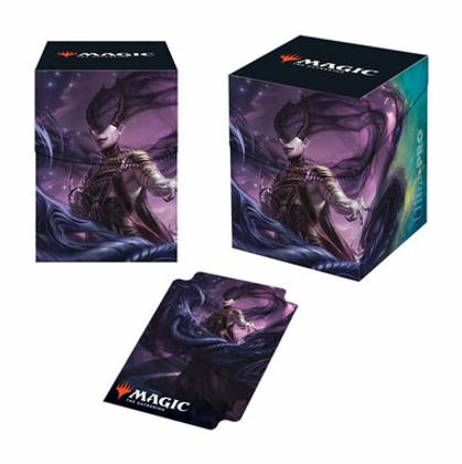 Ultra Pro Deck Box: Magic: The Gathering - Theros Beyond Death Ashiok Nightmare Muse (PRO-100+)