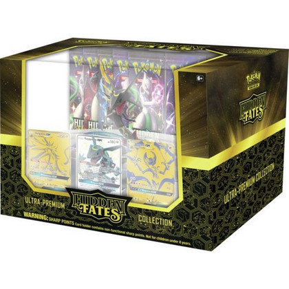 Pokemon: Hidden Fates Ultra Premium Collection (Limited Availability)