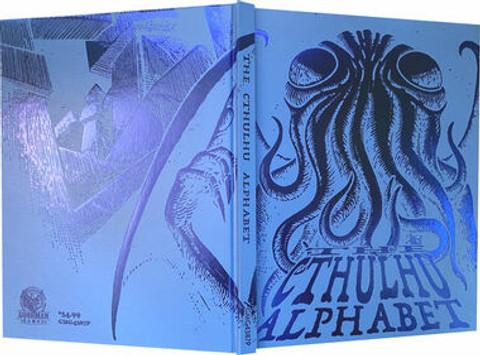 The Cthulhu Alphabet (Cerulean Foil Hardcover)