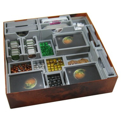 Box Insert: Terraforming Mars and Expansions