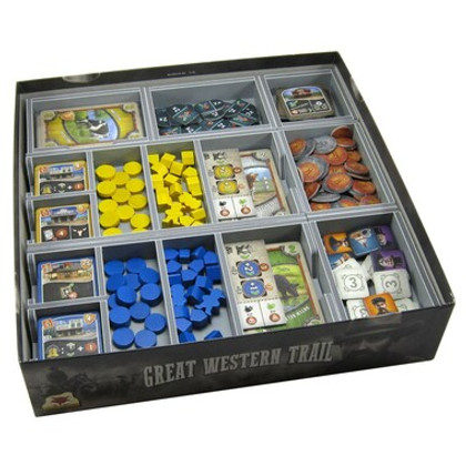 Box Insert: Great Western Trail and Rails to the North Expansion