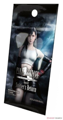 Final Fantasy Trading Card Game: Opus XI - Soldier's Return Booster Pack