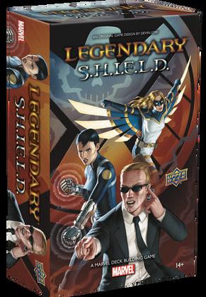 Legendary DBG: Marvel - S.H.I.E.L.D. Expansion