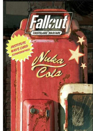 Fallout: Wasteland Warfare - Institute Wave Card Expansion Pack