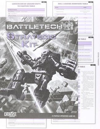 BattleTech: Strategic Kit