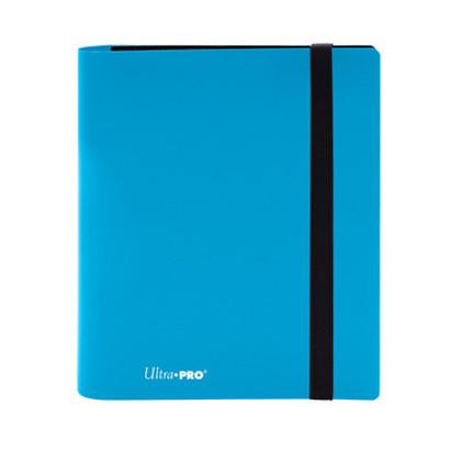Ultra Pro Binder: 4-Pocket Eclipse - Sky Blue