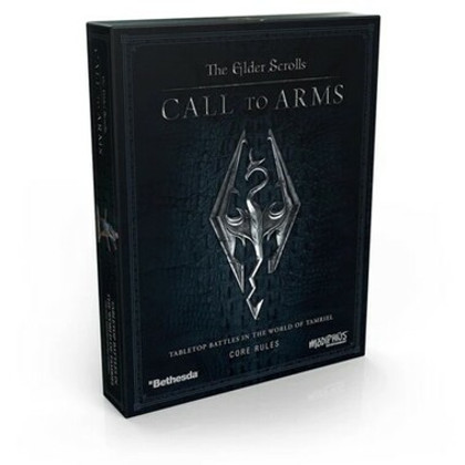 The Elder Scrolls: Call to Arms Core Rules Box Set
