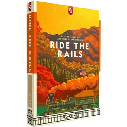 Iron Rail #2: Ride the Rails (On Sale)