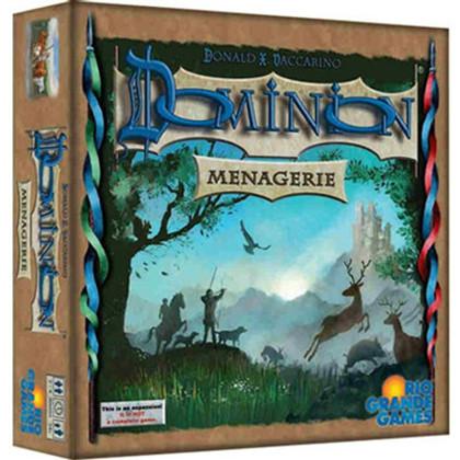 Dominion: Menagerie Expansion