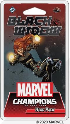 Marvel Champions LCG: Black Widow Hero Pack