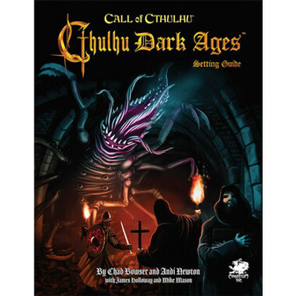 Call of Cthulhu 7th Edition RPG: Cthulhu Dark Ages - Setting Guide (3rd Edition)