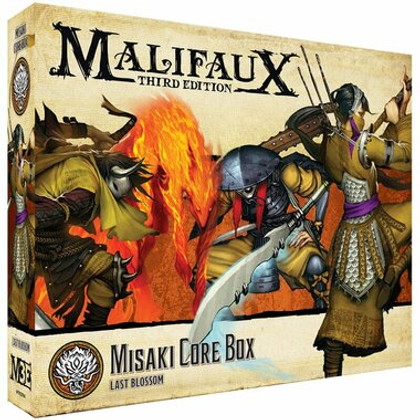 Malifaux 3E: Misaki Core Box