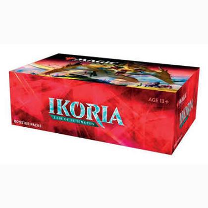 Magic: The Gathering: Ikoria - Lair of Behemoths Booster Box (Bulk Discounts)