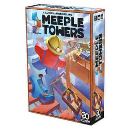 Meeple Towers (PREORDER)