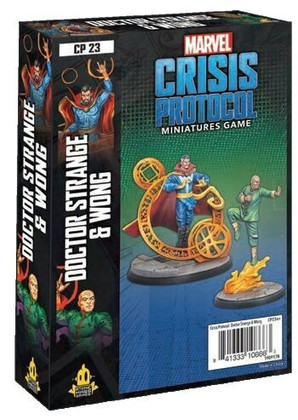 Marvel: Crisis Protocol - Doctor Strange & Wong Character Pack
