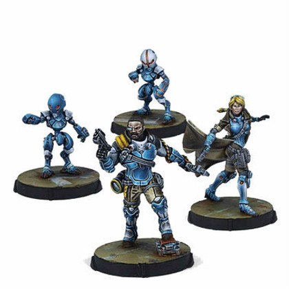 Infinity: Code One - Panoceania Support Pack