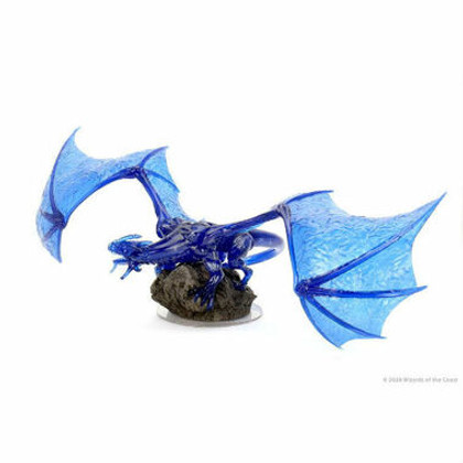 Dungeons & Dragons Miniatures: Icons of the Realms - Sapphire Dragon