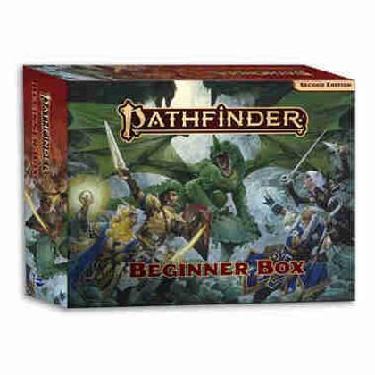 Pathfinder RPG 2nd Edition: Beginner Box