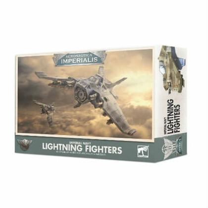 Aeronautica Imperialis: Imperial Navy - Lightning Fighters