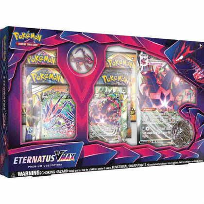 Pokemon: Eternatus Vmax Premium Collection