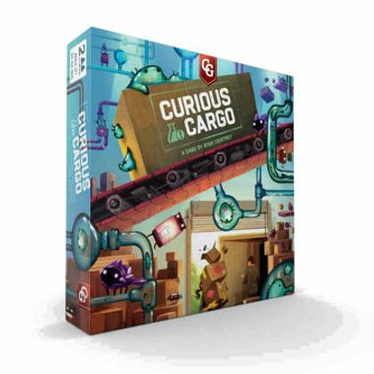 Curious Cargo w/ Promo*