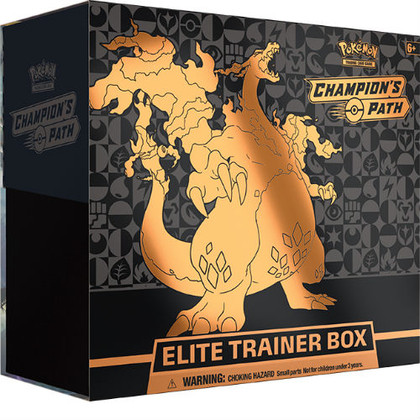 Pokemon: Champion's Path Elite Trainer Box