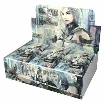 Final Fantasy Trading Card Game: Opus XII - Crystal Awakening Booster Box