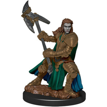 Dungeons & Dragons: Icons of the Realms Premium Miniatures - Female Half-Orc Fighter (On Sale)