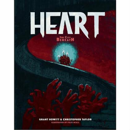 Heart: The City Beneath RPG