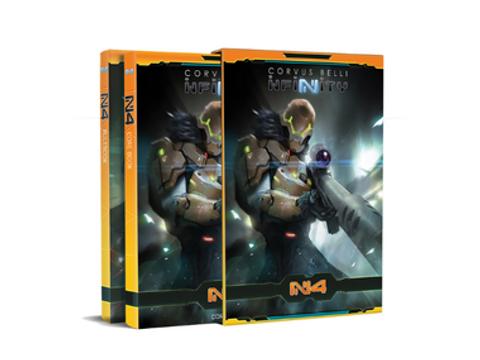 Infinity: N4 Core Rules