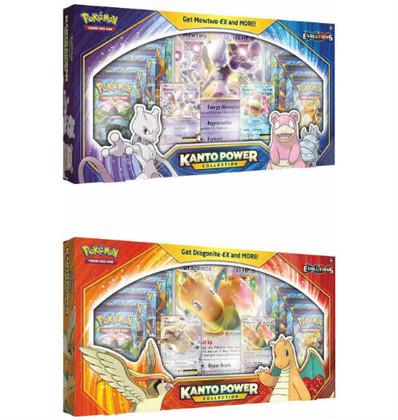 Pokemon: Kanto Power Collection (Set of 2)