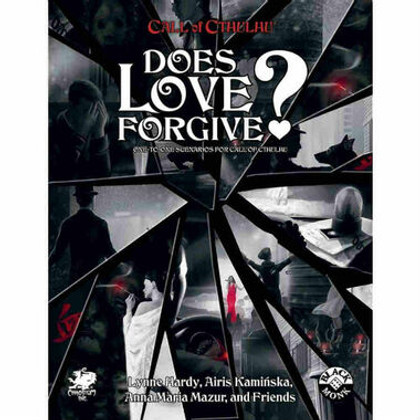 Call of Cthulhu 7th Edition RPG: Does Love Forgive?
