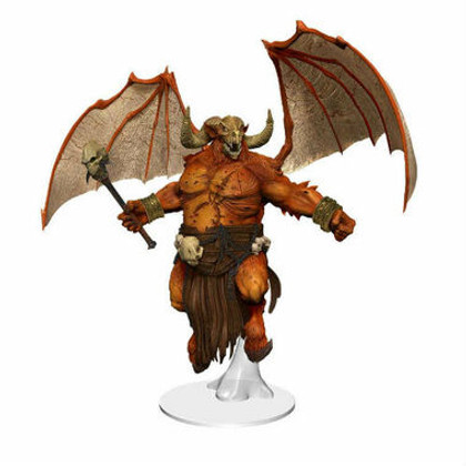 Dungeons & Dragons Miniatures: Icons of the Realms - Orcus Demon Lord of Undeath Premium Figure