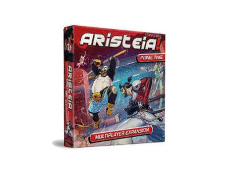 Aristeia! Prime Time - Multiplayer Expansion