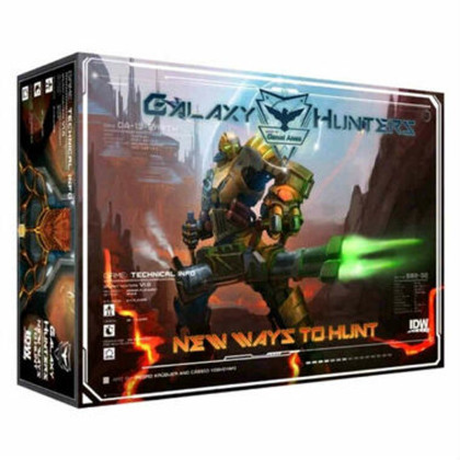 Galaxy Hunters: New Ways to Hunt Expansion