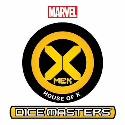 Marvel Dice Masters: House of X Draft Pack Display (8) (PREORDER)