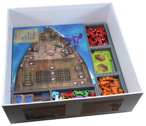 Box Insert: The Isle of Cats and Late Arrivals Expansions