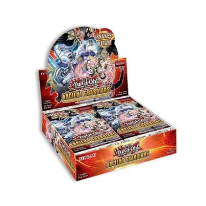 Yu-Gi-Oh!: Ancient Guardians Booster Box 1st Edition (On Sale)
