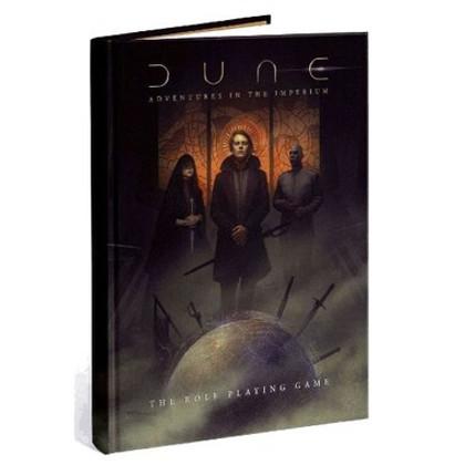 Dune RPG: Core Rulebook