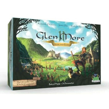 Glen More II: Highland Games (PREORDER)
