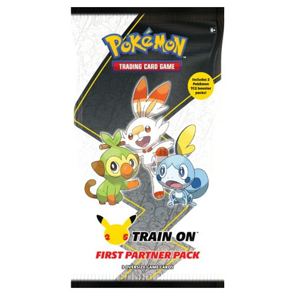 Pokemon: First Partner Pack - Galar (PREORDER)